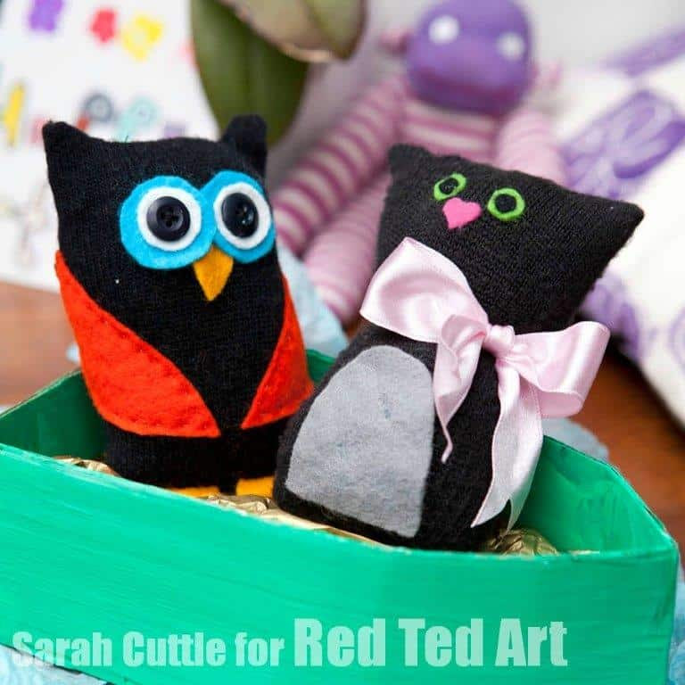 Things To Make - Kids Craft : Red Ted Art's Blog