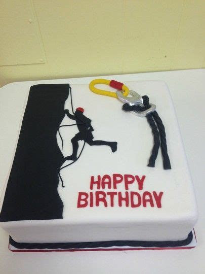 Best 25  Rock Climbing Cake ideas on Pinterest