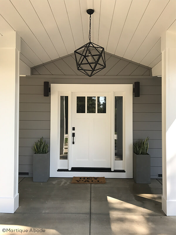 external door design ideas  | 736 x 981