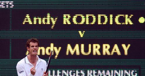 andy murray wimbledon 09. we#39;ve seen him play. Name