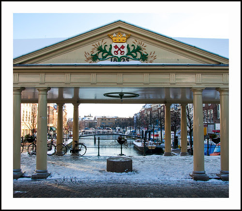 Koornbrug Leiden by hans van egdom