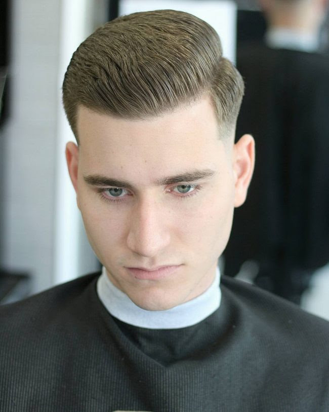 55 Best 1920's Hairstyles For Men - Classic Looks (2019)