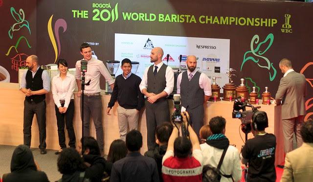 WBC 2011 Finalists
