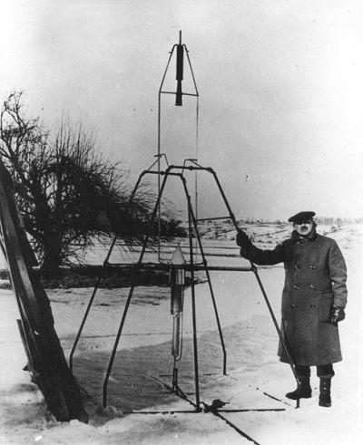 Goddard's Rocket