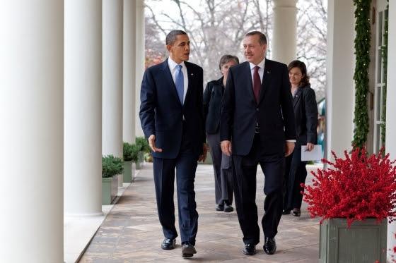 Μεγάλο παιχνίδι με την επίσκεψη Ερντογάν στον Λευκό Οίκο