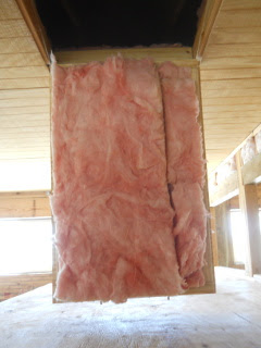 Attic Door Insulation