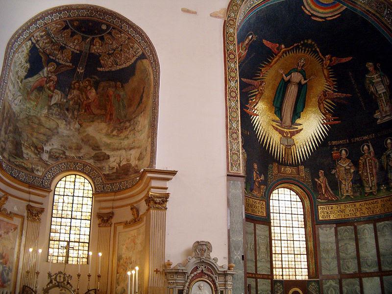 File:Mosaici absidi Cattedrale di Salerno.jpg