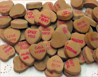 Chocolate Sweethearts