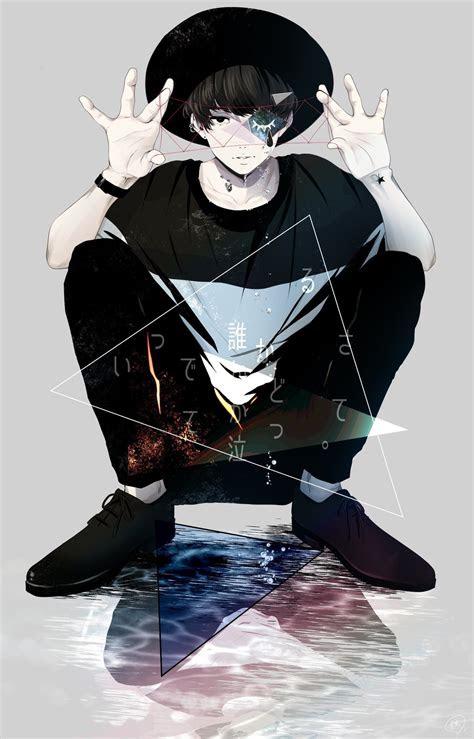 pin  adriana  anime anime art manga art dark