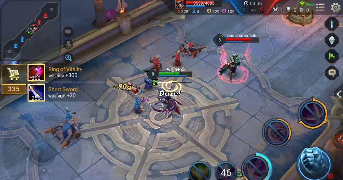 Game Online Mobile Android ~ epic game new account