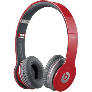 beats by dr.dre beats solo HD オンイヤー・ヘッドフォン レッド BT ON SOLOHD RED