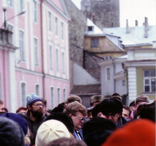 Tallinn 1992 Savisaar