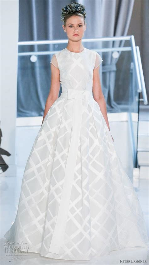 Peter Langner Spring 2018 Wedding Dresses ? New York
