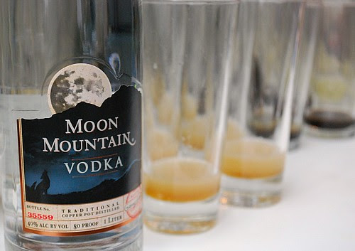 Moon Mountain Paired Cocktail Dinner