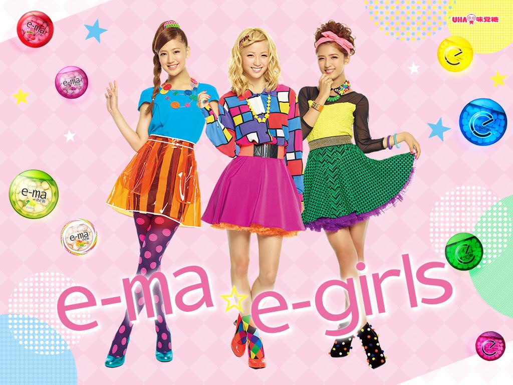 E Girls E Girls 壁紙 37455325 ファンポップ