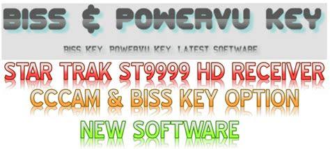 software  star trek st  hd receiver  cccam