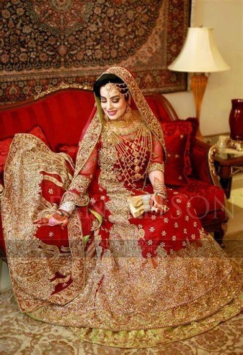 Red Bridal Lehenga Designs 2018   The Worth Buying