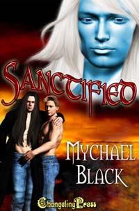 Spirits of Abaddon: Sanctified by Mychael  Black