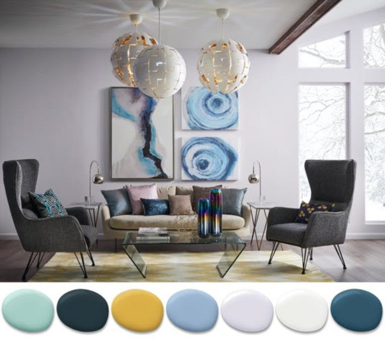 Color Trends 2019: How to Experience Shapeshifter in Your Home Decor – Inspirations Essential Home