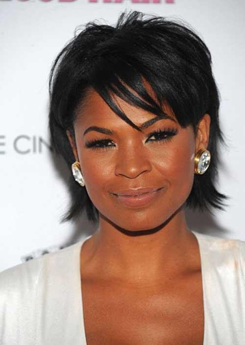short haircut  styles for african american women Haircut