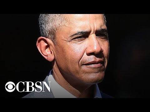 """President Obama: """"We're supposed to stand up to #bullies, not follow them. How hard can it be to say that #Nazis are bad?"""""""