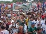 Primero de Mayo. Foto: Ismael Francisco/Cubadebate.