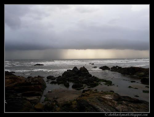 Anjuna Beach, Goa 1