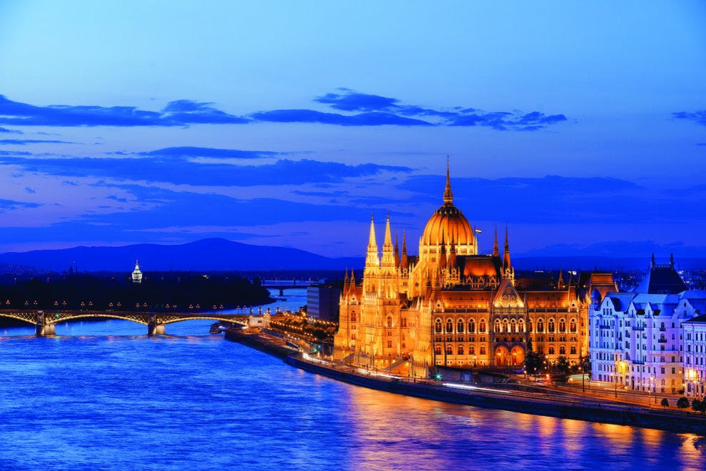Budapest features on just about every Danube itinerary