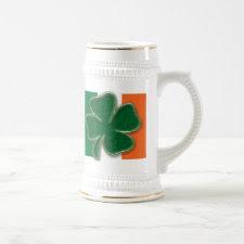Shamrock Flag Mug mug