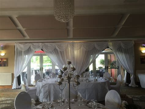 Wall Drapes Hire, Liverpool. Cheshire, Manchester