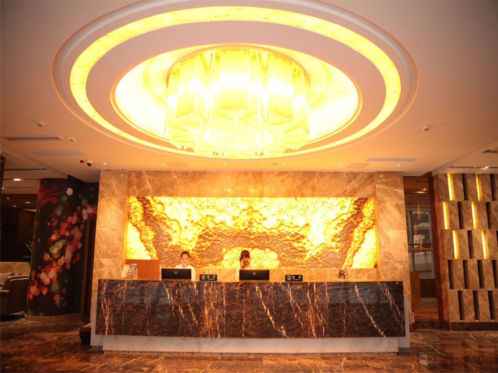 Review Shanghai Hanchao Hotel