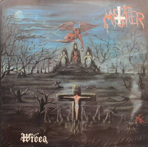 Mystifier - Wicca (Re-released 2014)