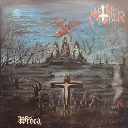 Mystifier - Wicca (Re-released 2014)