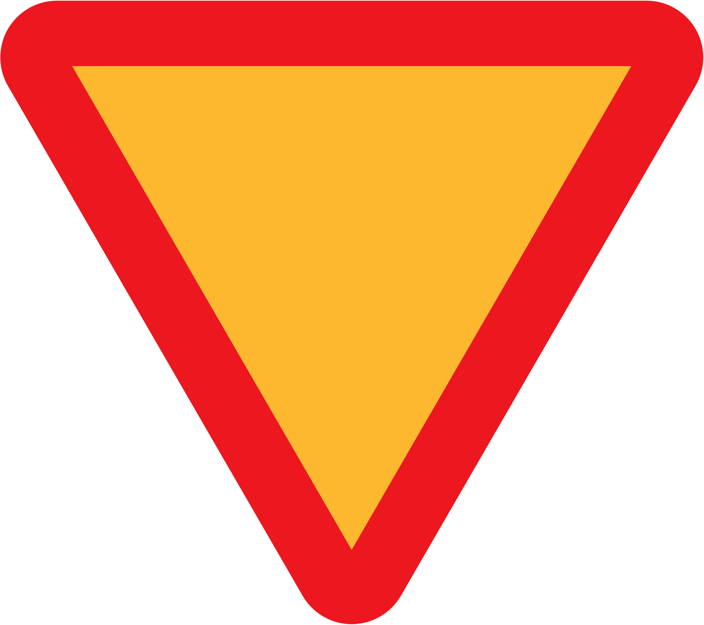 Yield Sign Clipart - ClipArt Best
