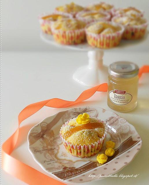 muffins Cupcakes di carote e cioccolato
