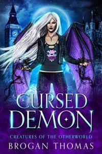 Cursed Demon by Brogan Thomas
