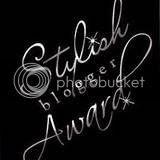 Stylish blogger Award