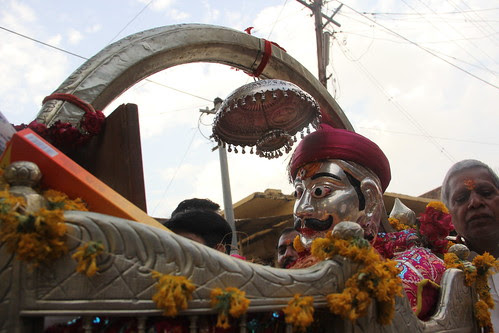 Hindu Religious Procession Vijapur Gujrat by firoze shakir photographerno1