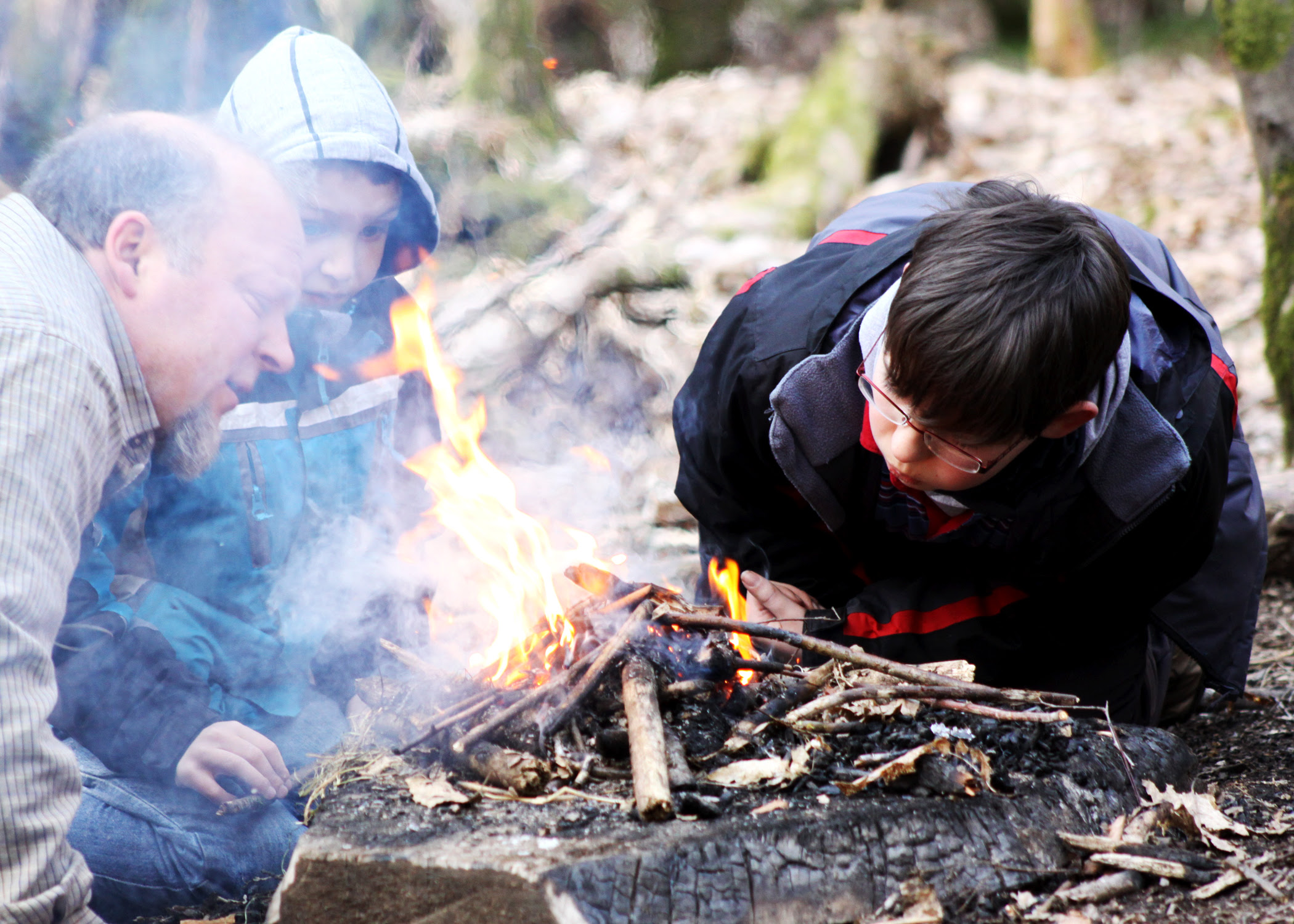 Woodland Activities Archives - Tamar Trails Centre