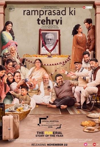 Ramprasad Ki Tehrvi (2021) Hindi 720p  WEBRip ESub x264