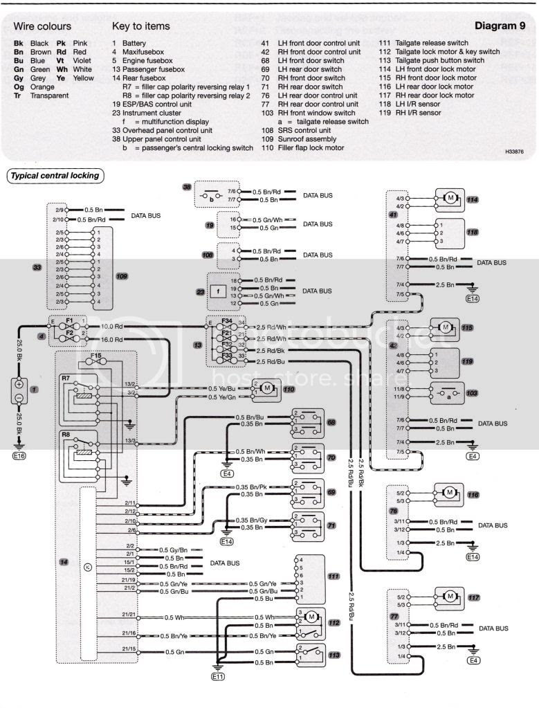 Fuse Diagram For 06 Mb