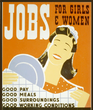 JOBS FOR GIRLS