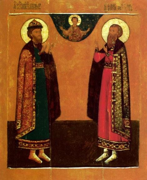Sf Mc Teodor, facatorul de minuni, dascalul Sf Cuv Eufrosina de Cernigov (20 septembrie)