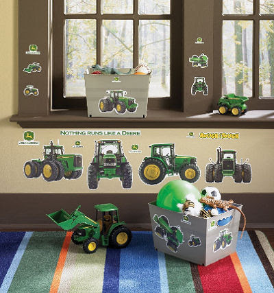 baby john deere bedding and nursery decorating ideas for a baby boy