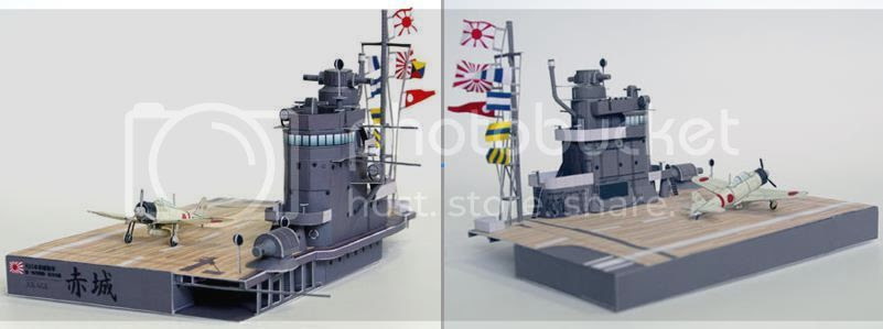photo 02.akagi.ww2.diorama.papercraft.by.Masahiro Kushima.via.papermau_zpse7cotdi3.jpg