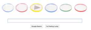 Google Doodle from May 31st, 2013
