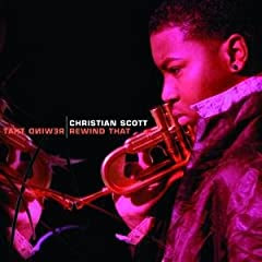 Christian Scott cover