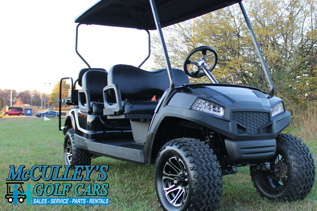 Yamaha Drive Six Passenger Golf Cart Build Mcculleys Golf Cars