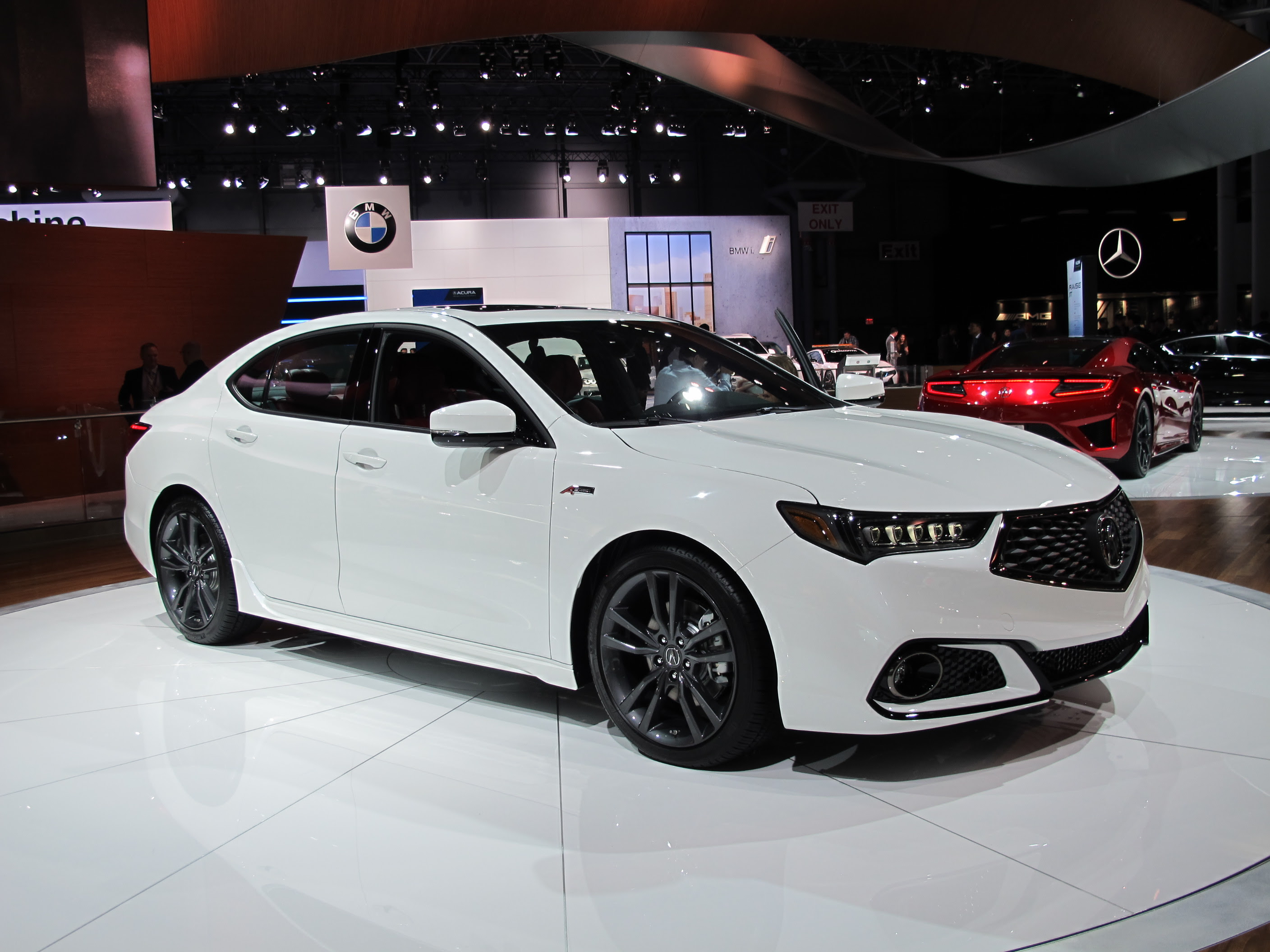 2018 Acura TLX preview