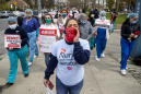 Nurses protest coronavirus working conditions, say hospitals aren't protecting them